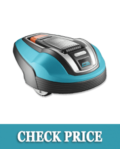 Gardena 4077 R50Li Robotic Lawnmower