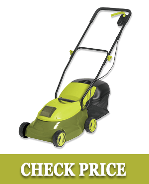 Sun Joe MJ401C Cordless Push Lawn Mower