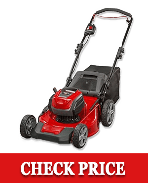 Snapper XD 82V MAX Cordless Electric Lawn Mower