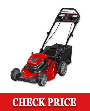 Snapper XD 82V MAX StepSense Cordless Electric Lawn Mower