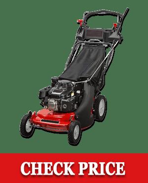 Snapper CP215520HV HI VAC Rear Wheel Drive Lawn Mower