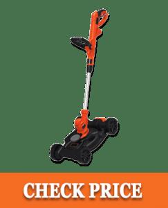 BLACK+DECKER BESTA512CM Electric Lawn Mower