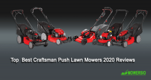Best 5 Craftsman Lawnmowers 2020