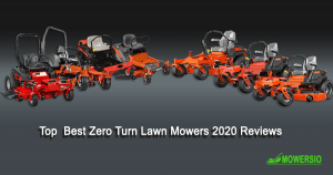 Top 8 Zero-turn Lawn Mowers 2020