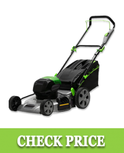 Earthwise 3-in-1 Cordless Electric Push Lawn Mower