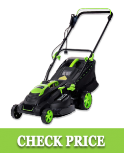 Earthwise 50519 19-Inch Corded Electric Lawn Mower
