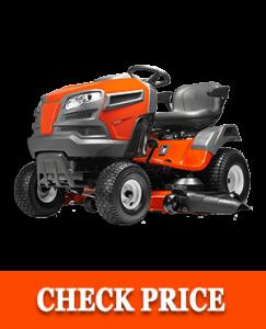 Husqvarna YTA24V48 Fast Tractor Mower