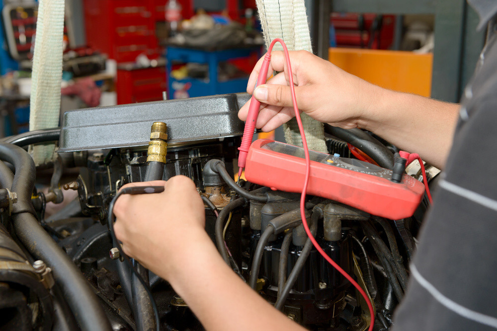 How To Test Small Engine Ignition Coil With Multimeter?