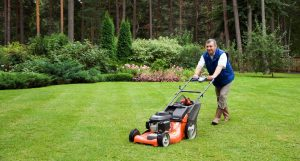 How To Turn A Self Propelled Lawn Mower Into A Push Mower?