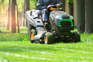 How Does A Riding Mower Charge The Battery?